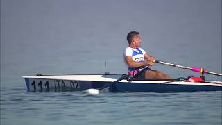 Opening Views of the 2018 World Rowing Coastal Championships