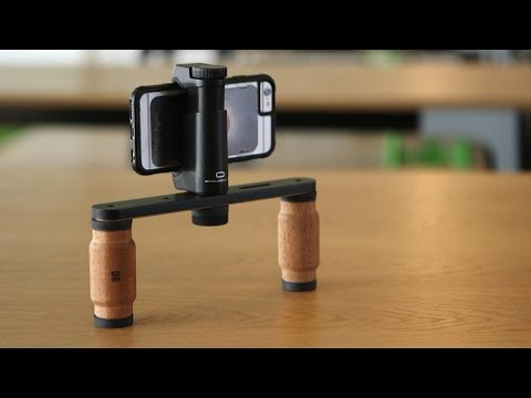 Improve your phone video with the Shoulderpod R1 Pro