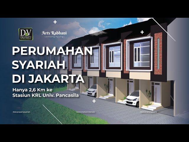 Perumahan Syariah Jakarta   Arts Rabbani Lenteng Agung