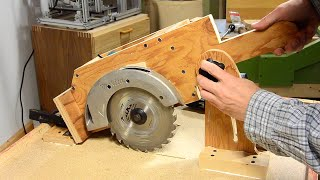 Table Saw Build: Depth Adjust Mechanism