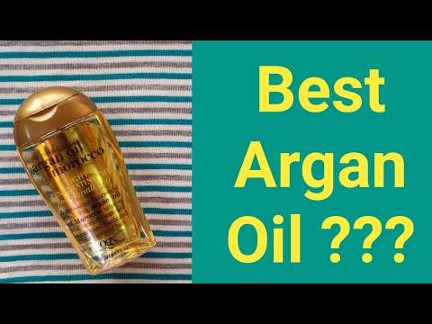 OGX Argan Oil of Morocco - Review - Style Vision
