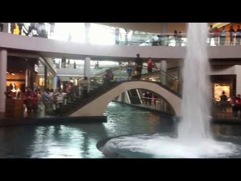 Little Venice in Marina Bay Sands Mall, Singapore