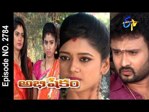 Abhishekam | 19th December 2017  | Full Episode No 2784| ETV Telugu