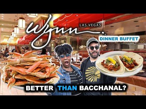 Voted BEST Buffet In Vegas | The Buffet @ Wynn Las Vegas | Better Than Bacchanal Buffet 2020?