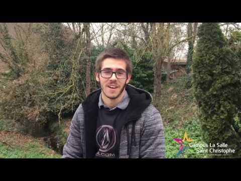 Témoignage ancien élève:  Thomas (BTSA GPN)