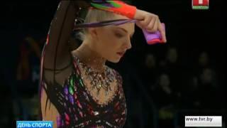 Мелитина Станюта выиграла тестовые соревнования по художественной гимнастике в Рио де Жанейро(, 2016-05-11T07:09:06.000Z)