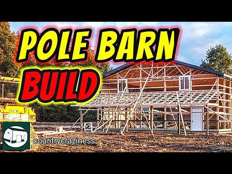 60x40 Pole Barn