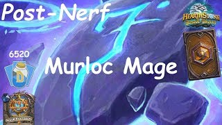 Hearthstone: Murloc Mage Post-Nerf #3: Witchwood (Bosque das Bruxas) - Standard Constructed