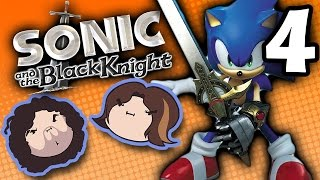 Sonic and the Black Knight: Unnecessary Roughness - PART 4 - Game Grumps