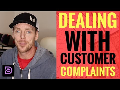 (Day 20) Dealing with customer complaints - Dropship Social - Drop shipping