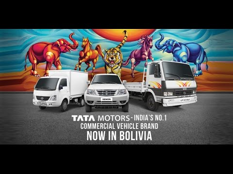 Tata Motors forays into Bolivia with a hat-trick
