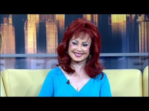 Naomi Judd On Surviving A Death Sentence - YouTube