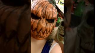 Funny Halloween masks