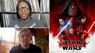 Star Wars - The Last Jedi Review ft. Ryan Falcone (SPOILERS)