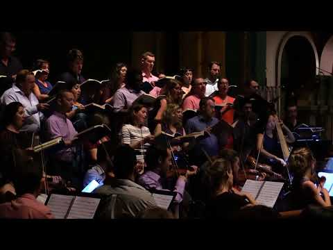 Bach: Mass B Minor - 2. GLORIA (Impromptu Bach, J. Grossman)