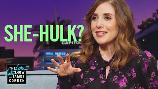 "Can Alison Brie Land The ""alison Brie-type"" She-hulk Role?"