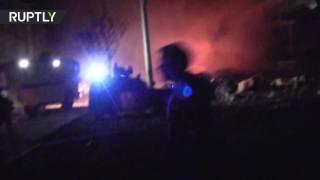 Car bomb kills child, injures 15 more in Turkey