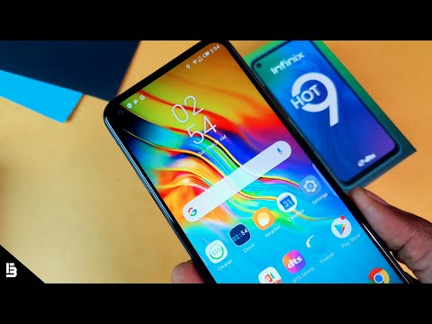 Infinix Hot 9 Unboxing and Review - Best Budget Smartphone?
