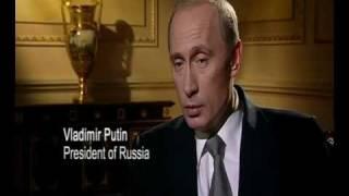 Putin about, September 11 attacks  9/11