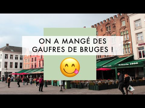 Week-end in Bruges, Belgium 2017