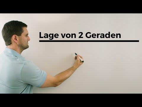 Abstand Punkt-Gerade, mit Aufgabe Lösung    Mathe leicht gemacht from YouTube · Duration:  10 minutes 41 seconds