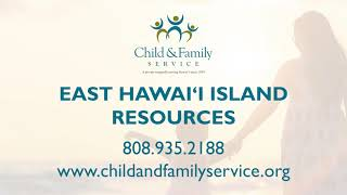 Child and Family Services- East Hawai'i Island