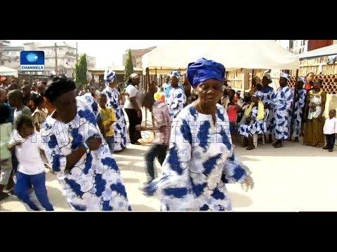 Dorcas Benevolent Foundation Treats Children, Widows To A Fun-Filled New Year Party |Metrofile|