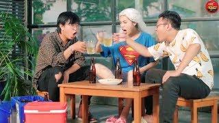 Khi Phụ Nữ Nhậu Say | PHIM HÀI MỚI HAY VCL Channel