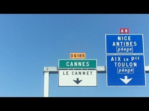 European Road Trip Highlights 23mins