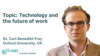 Trade Dialogues: Carl Benedikt Frey (full lecture)