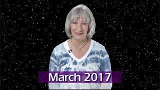 Astrology Forecast March 2017