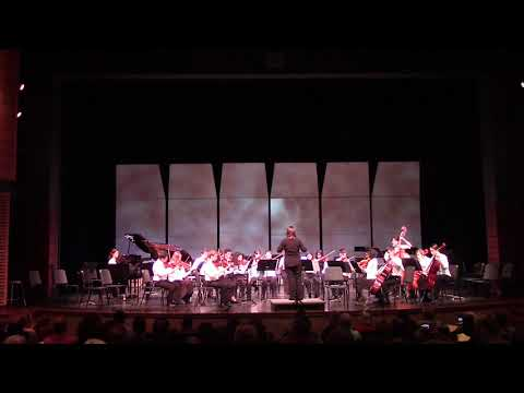 Warrior Legacy Rosemont Ridge Middle School 8th grade Orchestra