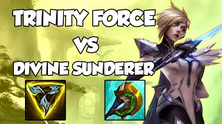 Download S11 TRINITY FORCE VS DIVINE SUNDERER