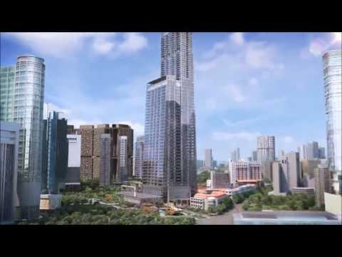 Tanjong Pagar Centre (Singapore Tallest Building)