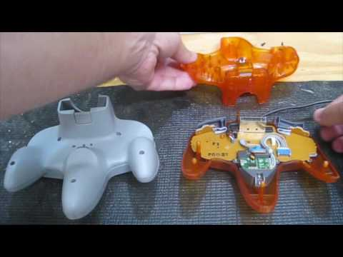8bitdo wireless n64 controller unboxing - Breakdown - compare to original n64 controller