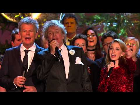 Kylie Minogue  Auld Lang Syne Rod Stewarts Christmas 2012