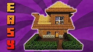 Download Minecraft Kleines Haus Bauen Videos Dcyoutube - Minecraft kleines haus bauen tutorial deutsch