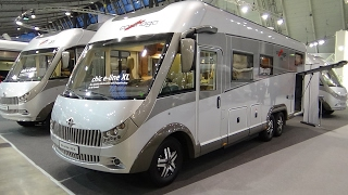 2017 Carthago chic e-Line I 55 XL linerclass - Exterior + Interior - Caravan Show CMT Stuttgart 2017