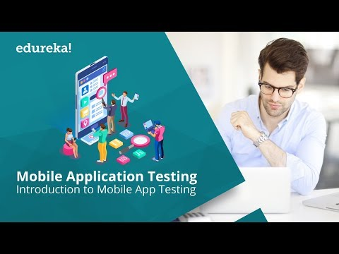 Mobile Application Testing Using Appium For Beginners | Mobile App Testing Tutorial | Edureka