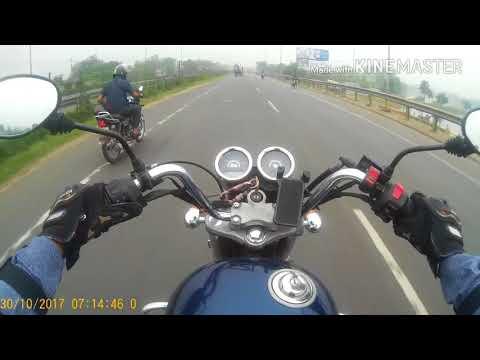 Bike trip Kolkata to Ranchi Solo.