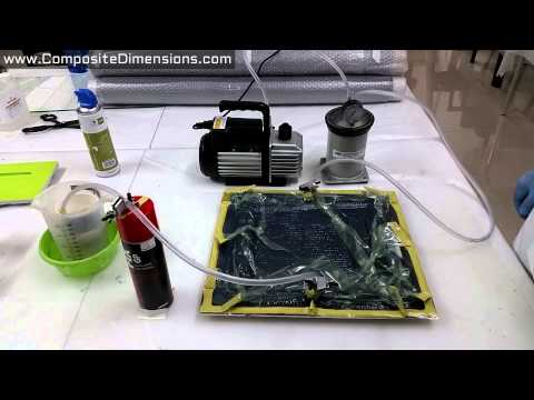 Vacuum Assisted Resin Infusion