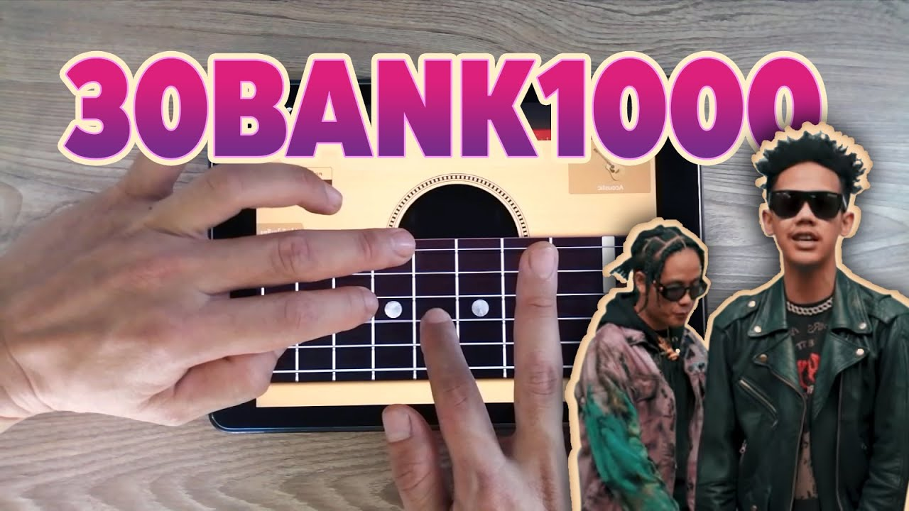 30BANK1000 - ft.1MILL (iPad Cover)