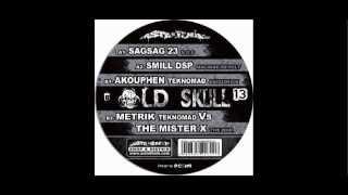 Metrik Vs The Mister X / The War ( Old Skull # 13 )