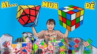 Cửa Hàng Rubik Vui Vẻ Và Nghị Lực Của Cô Bé Nghèo ❤ KN CHENO Chị Hằng