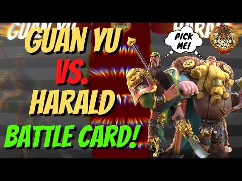 Guan Yu vs.