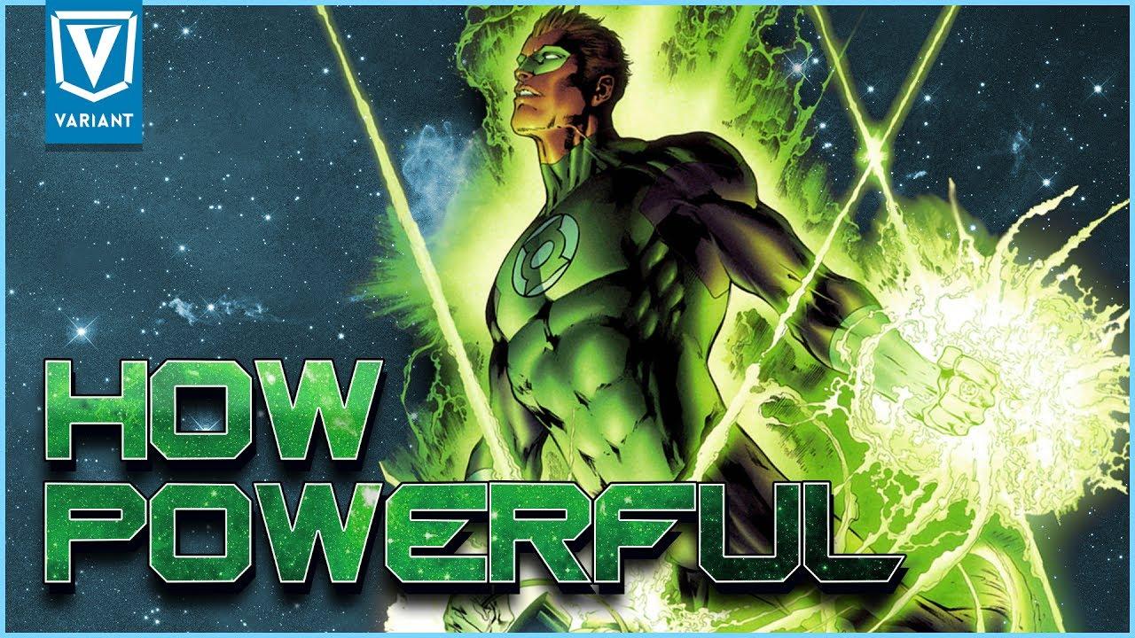 Download How Powerful Is Green Lantern? (Hal Jordan)