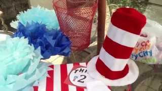 The Cat in The Hat ~ Party Bags ~ Party Centerpieces ~ Party Favors! Thumbnail