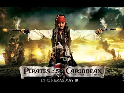 Pirates Of The Caribbean - He's a Pirate Extended version