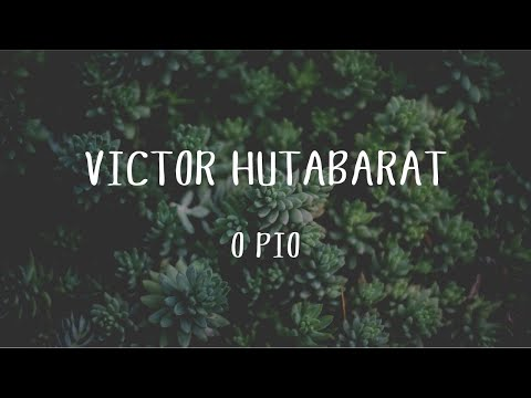 Victor Hutabarat - O Pio (Official Music Video)