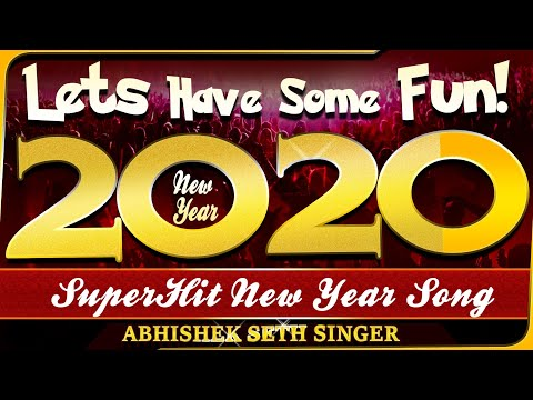 happy new year 2018 english song dance party song celebration with lyrics youtube. Black Bedroom Furniture Sets. Home Design Ideas